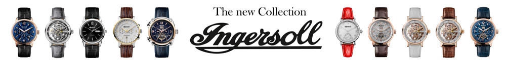 The new Ingersoll 1892 Collection